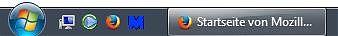 Taskbar Left